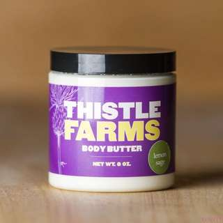 Thistle Farms Body Butter - Lemon Sage (8oz)