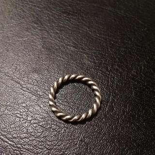 Sterling Silver Pandora Rings