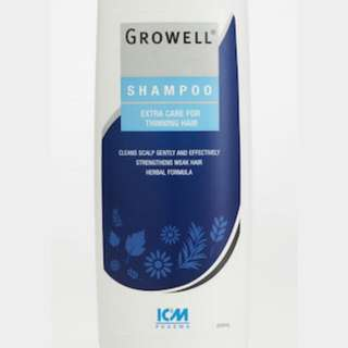 Growell Extra Care For Thinning Hair Shampoo