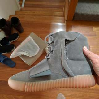 Yeezy 750 Amazing Suede. I miss The Old Kayne