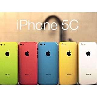 iPhone 5c 女用機