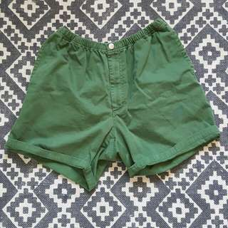 Nautica Shorts, Kelly Green