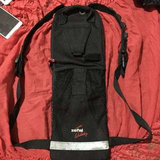 authentic zefal wallaby cyclist bag