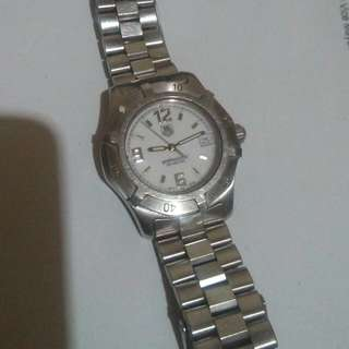 Tag Heuer Professional 200 Meters White