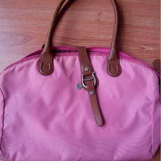 used Aigner tote bag