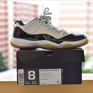 Jordan 11 Retro Concord Size 8