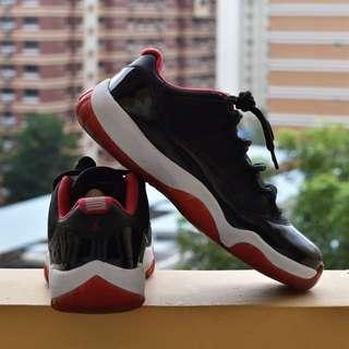 Air Jordan 11 Bred Low Size 8