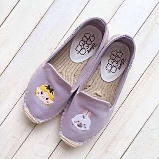 Tsum Tsum Alice shoes