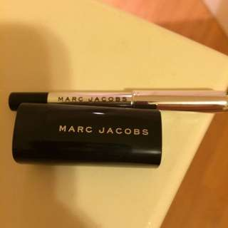Marc Jacobs Eye Pencil And Lipstick
