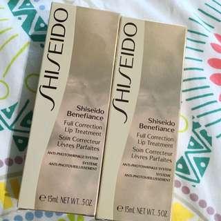 15mL Shiseido Benefiance Full Correction Lip Treatment