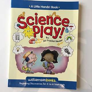 Science Play - Discoveries For 2-6 Year olds