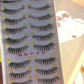 New x9 Handmade Eyelash Extension!