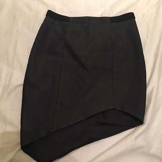 Bardot Black Skirt AUS/UK 10