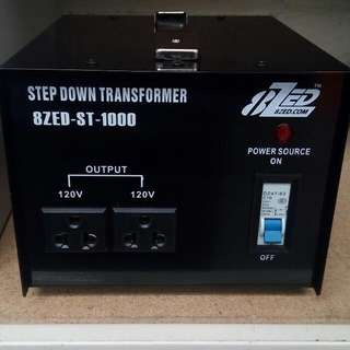 8zled Step Down Converter 1000w New