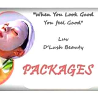 Massage, Facial, Body Scrub Home Mobile Packages(Ladies ONLY)