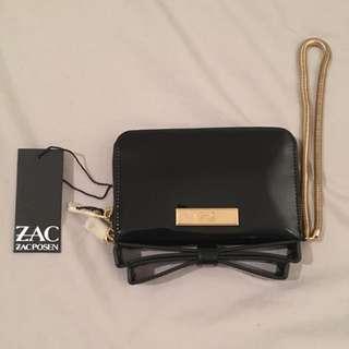 Zac Posen Patent Wallet