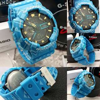 G-shock blue