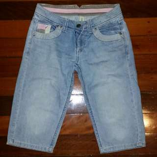 Knee Length Shorts Size 8