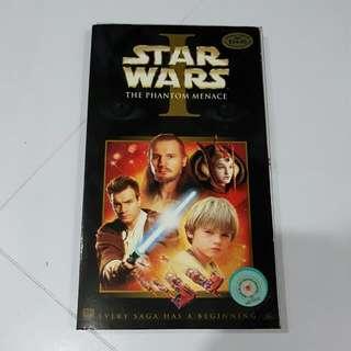Star Wars I The Phantom Menace