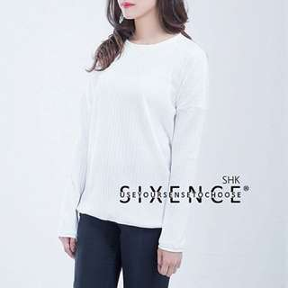 Loose Sweater Sixence