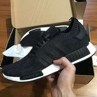 Adidas Originals NMD R1 wool Pack 現貨10.5