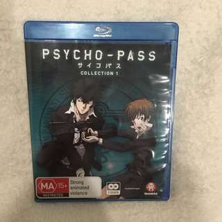 Psycho-Pass Collection 1