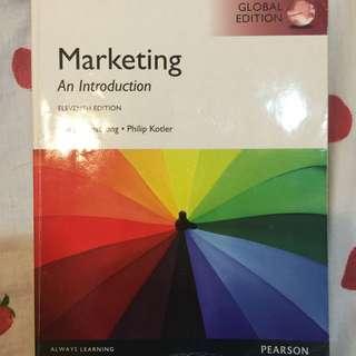 二手書-行銷管理