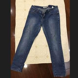 (待會款)Baleno牛仔褲