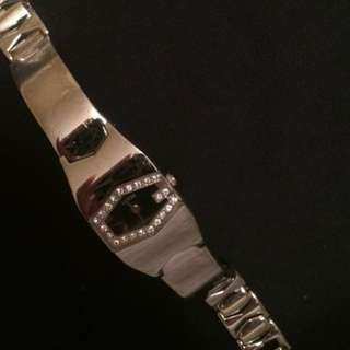 Ladies Guess Swarovski Watch