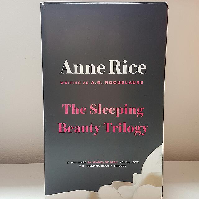 Anne Rice's Sleeping Beauty Trilogy  (Erotica)
