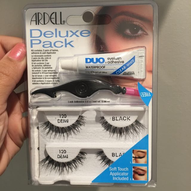 Ardell deluxe pack #120 DEMI