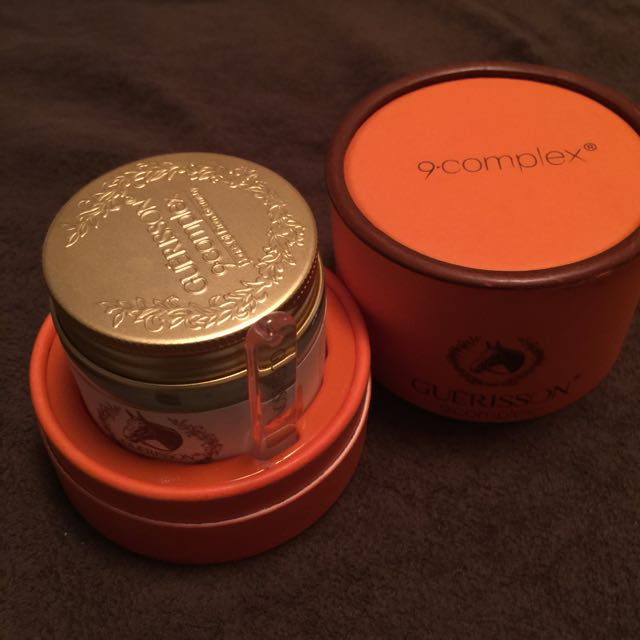 Authentic Guerisson 9 complex Cream