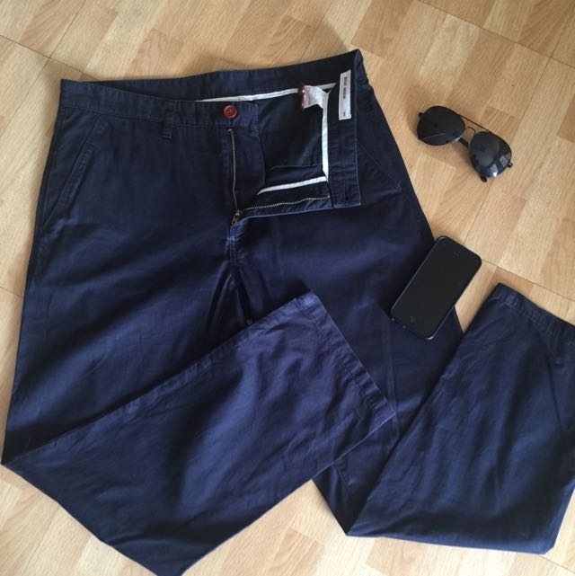 !!!RESERVED ITEM!!! (Basic House) Navy blue Pants Size32