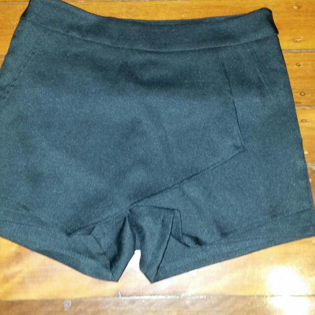 Black Shorts Size Medium