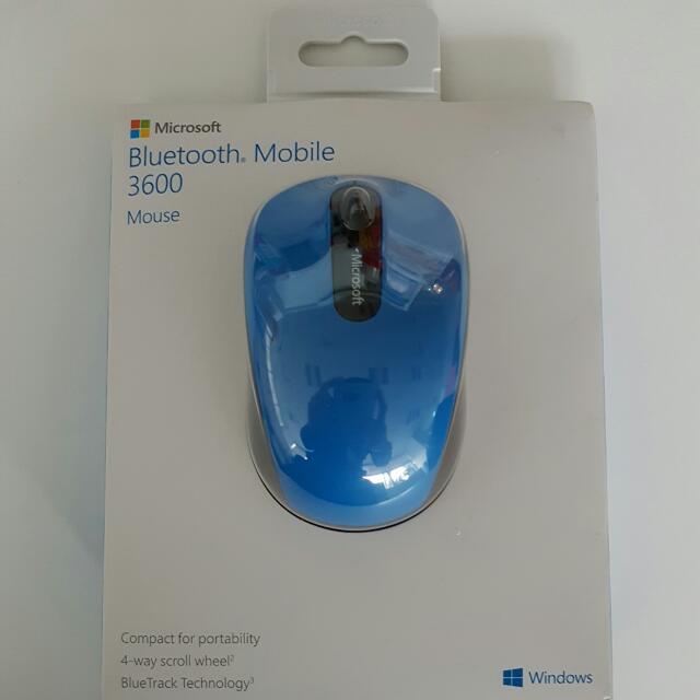 Microsoft Bluetooth Mobile 3600 Mouse, Electronics, Computer