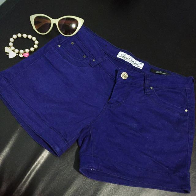 Bny Blue short