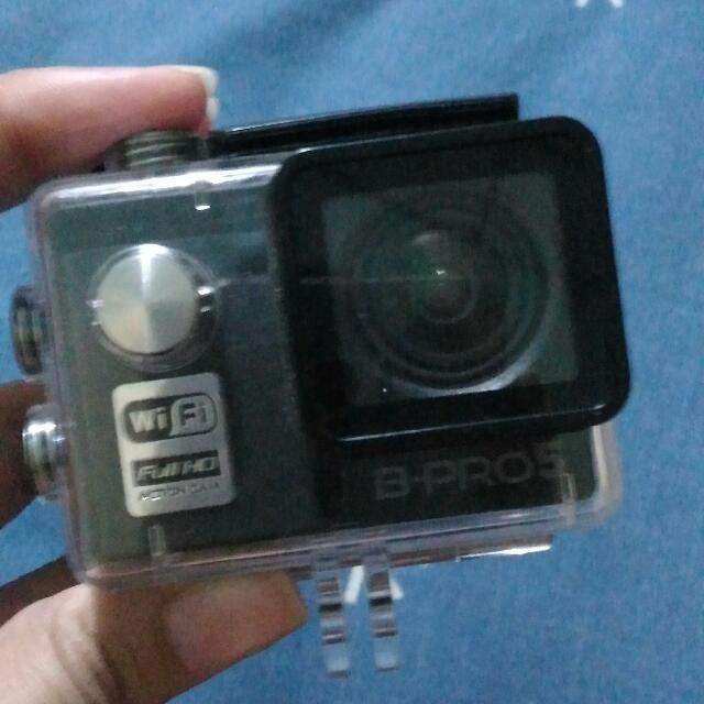 Brica B-Pro 5 (Alpha Edition) ActionCam
