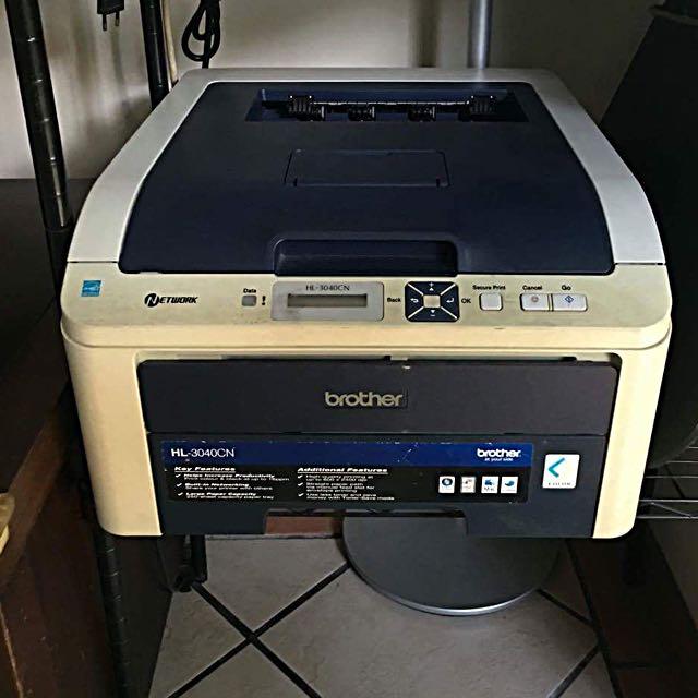Brother HL-2140 Colored Laser Printer