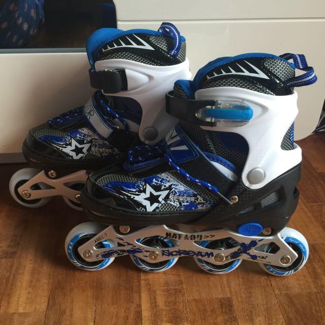 Chaser Roller Blades