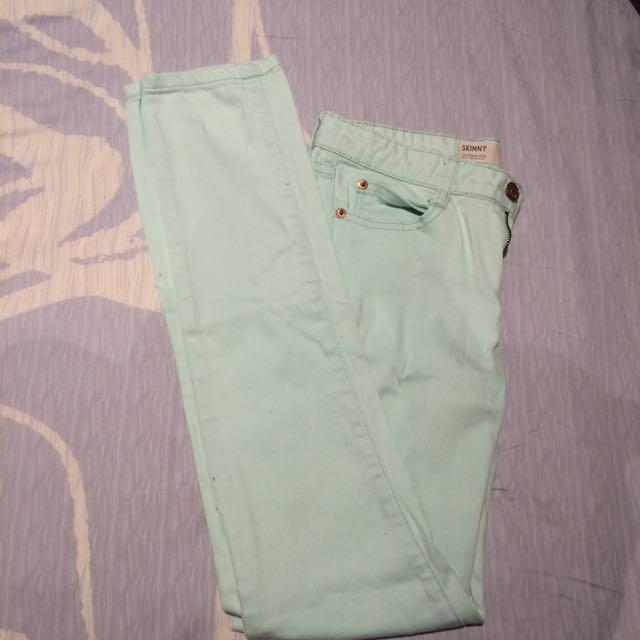 Cotton On Mint Jeans