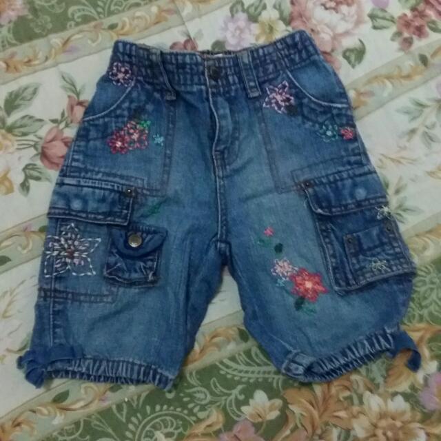 Baby Gap - Denim Shorts/Pants