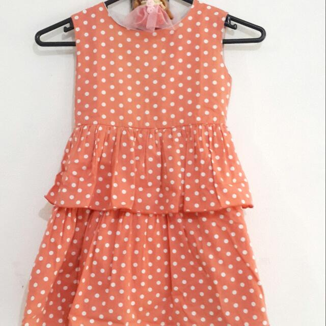 Dress Polkadot Layer