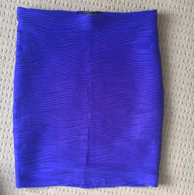 Forever New Tube Skirt