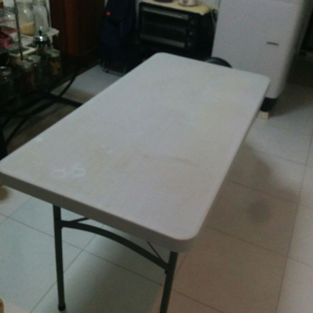 Giant 4FT Long Table