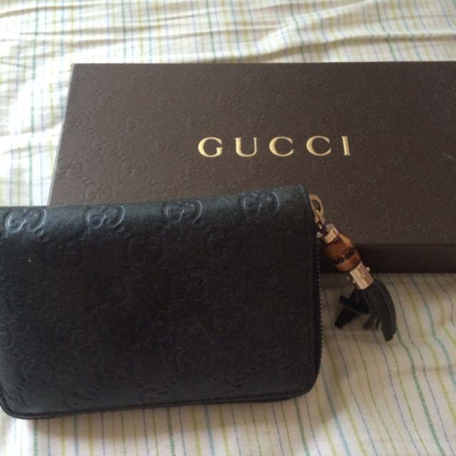 Gucci中夾(降價