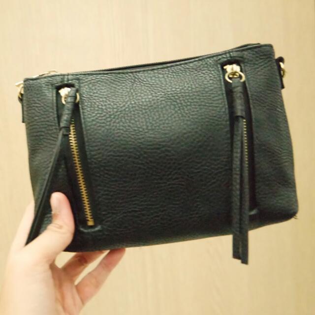 H&M Black Slingbag