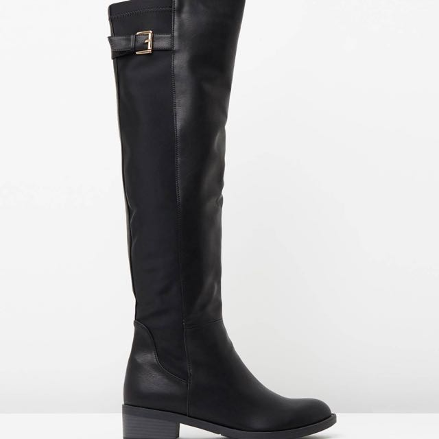 Irving Knee High Boots