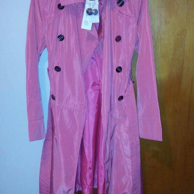 Pink - Jacket coat