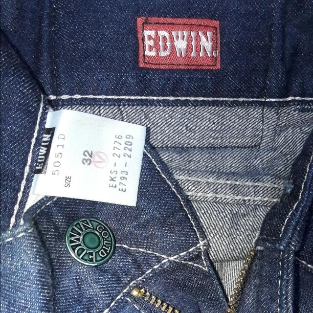 Jeans Selvedge