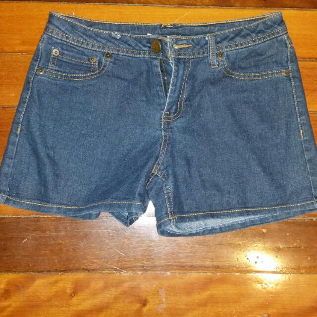 Jeans Shorts Size 8